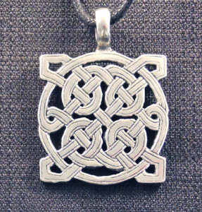 Celtic Sailors Knot Necklace
