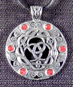 Viking Celtic Knot Necklace